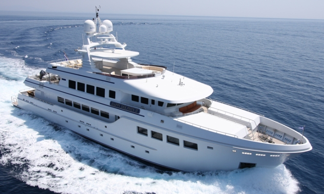 M/Y HAPPY DOLPHIN II